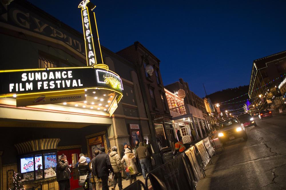 Sundance Film Festival Main Street