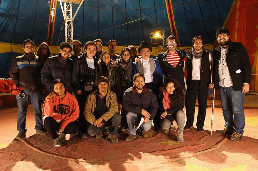 Saqras Films Film Crew - La Última Función