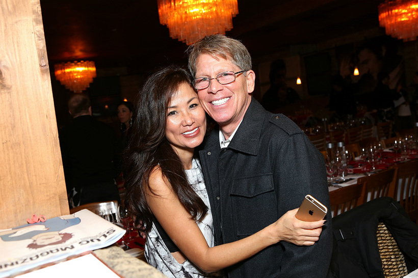 ChefDance Founders Mimi Kim and Kenny Griswold