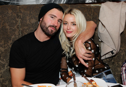 Tiffany Rose Brody Jenner and fiance Kaitlynn Carter picked up American Made Supply Co beanies at ChefDance 2017 sponsored by Sysco, Park City, Utah