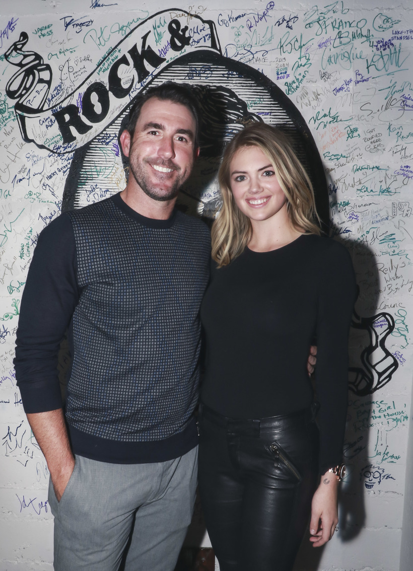 "Michael Jacobson BMW & Golf Digest Studios hosted the ""The Getaway"" Premiere Party with Kate Upton and Justin Verlander at Rock & Reilly's"