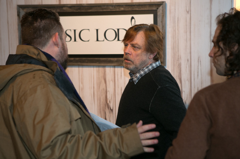 Jud Burkett/Invision for The Music Lodge/AP Images Mark Hamill at the Music Lodge during the Sundance Film Festival.
