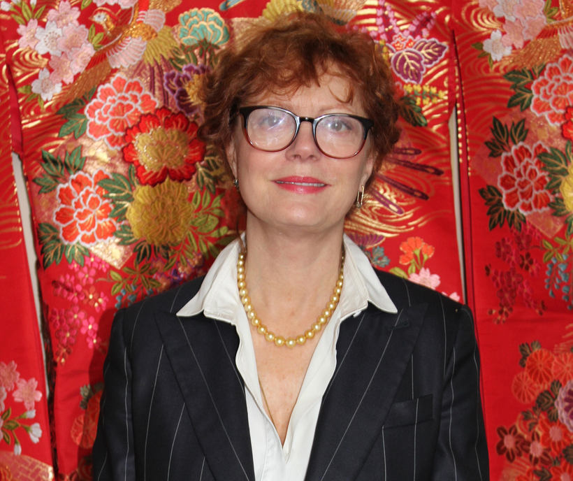 DPA Gifting Suite, Cannes Susan Sarandon