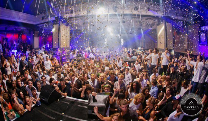 Club Gotha, Cannes