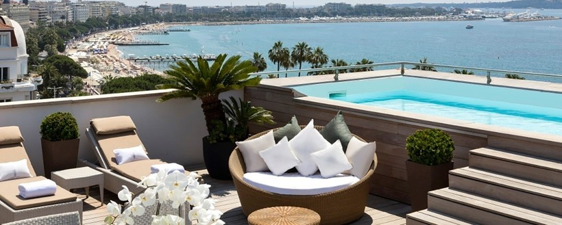 Majestic Barriere Hotel, Cannes