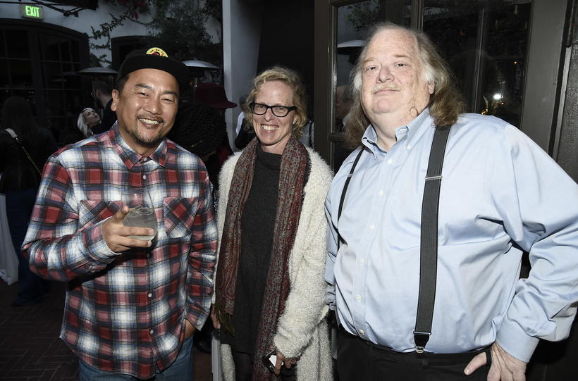 Chef Roy Choi, Amy Scattergood & Jonathan Gold