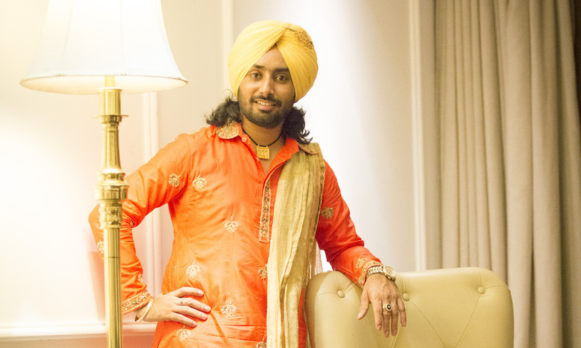 Satinder Sartaaj as himself