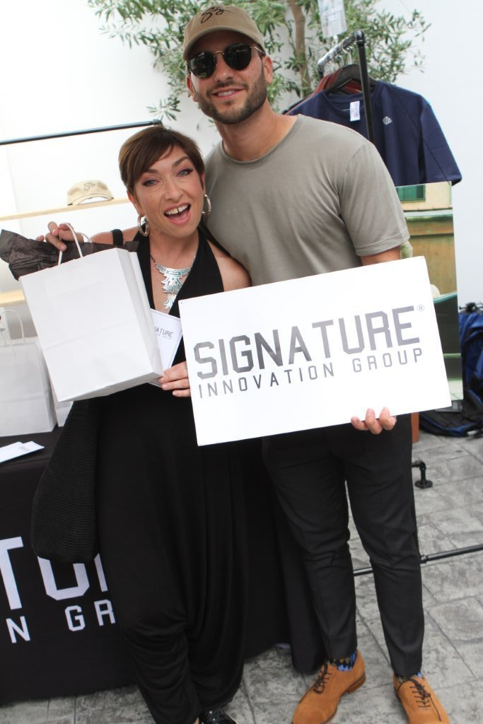"""Naomi Grossman, """"American Horror Story"""" with Signature Innovation Group"""