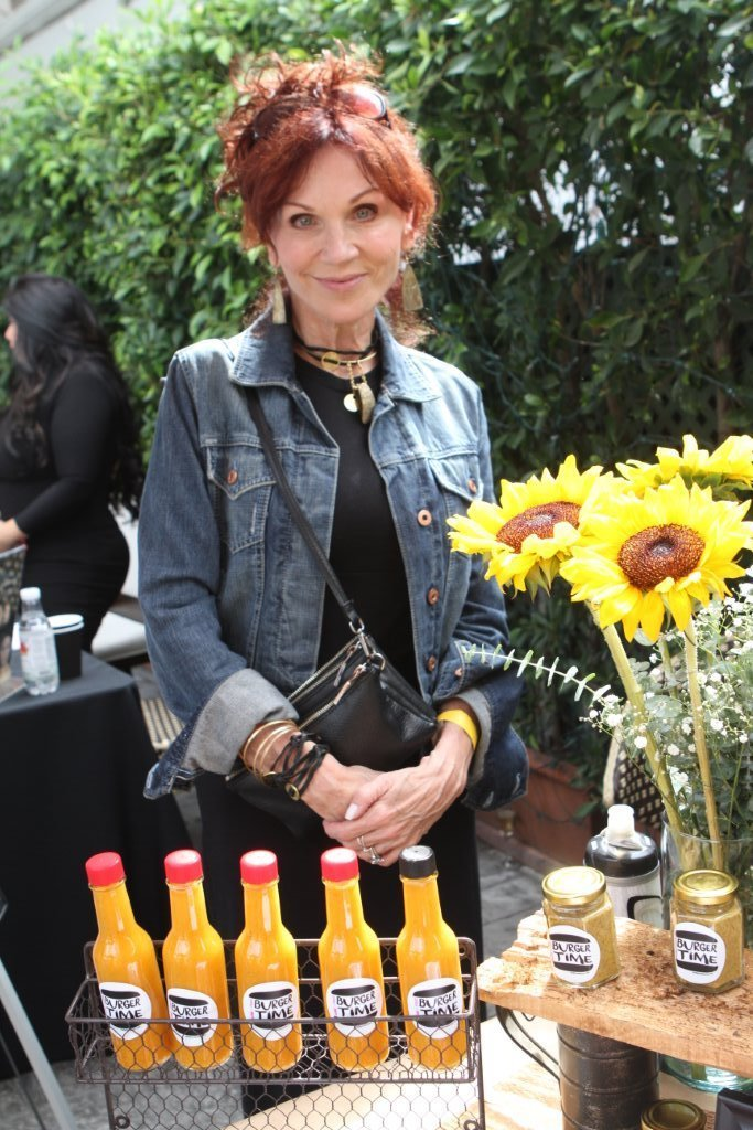Marilu Henner, Multiple Golden Globe Nominee with Burger Time