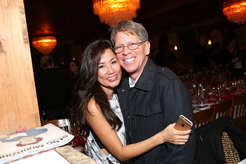 Kenny Griswold and Mimi Kim (Founders, Chefdance)
