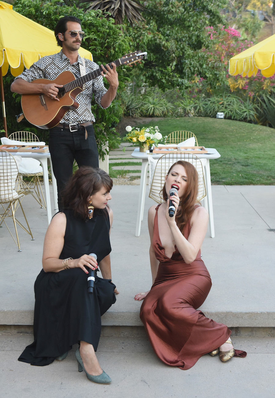 Le Meridien's LA Summer Soiree with Garance Dore