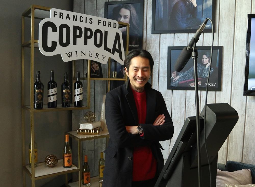 Filmmaker Justin Chon of Ms. Purple
