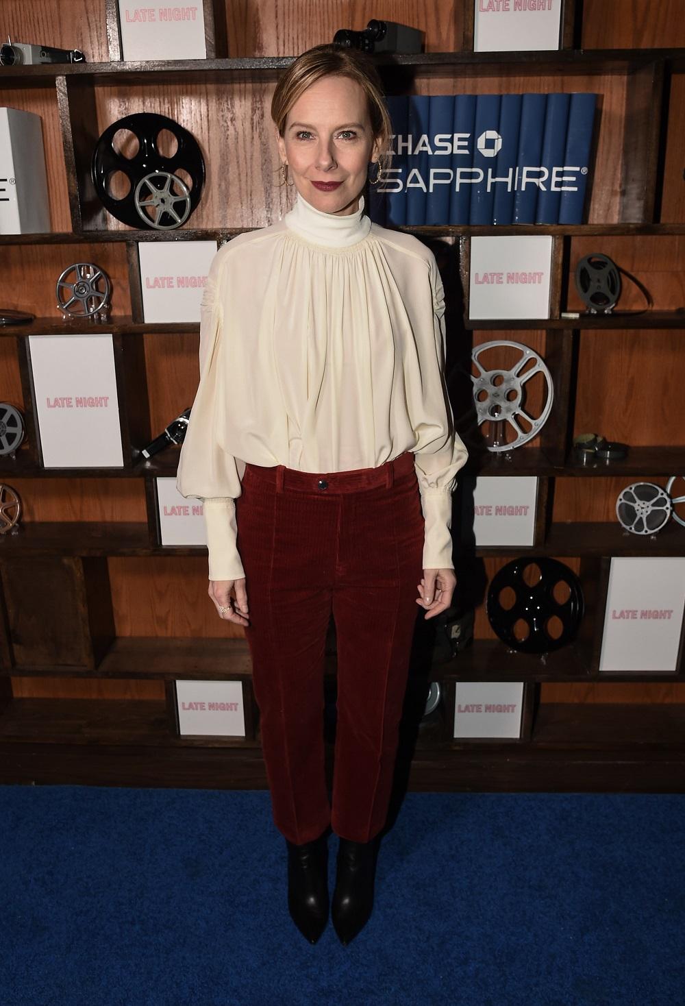 Actress Amy Ryan