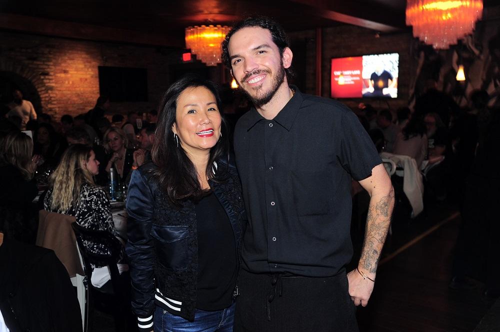 Mimi Kim and Chef Casey Lane