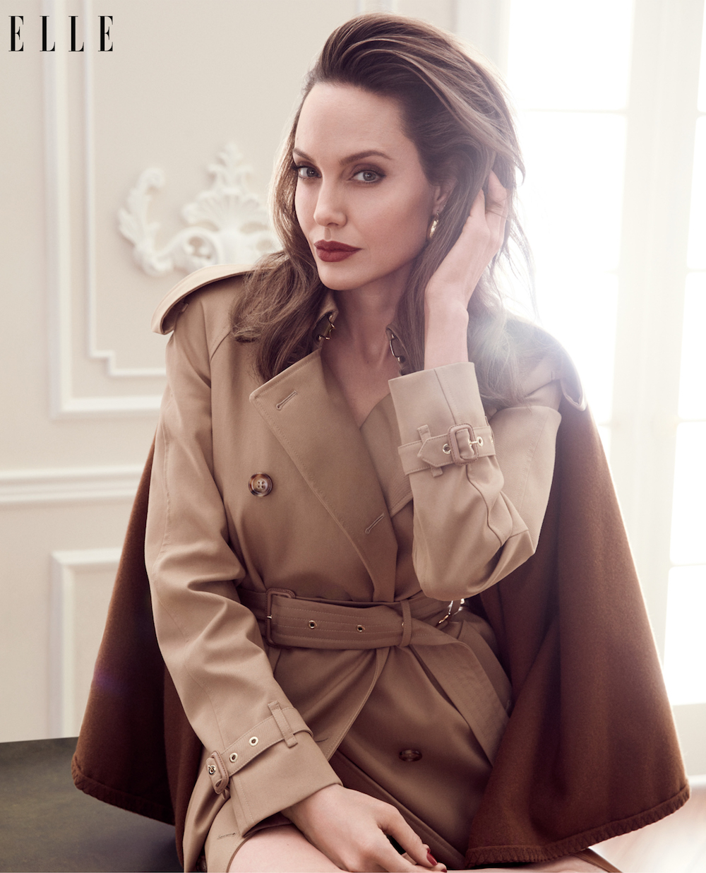 Angelina Jolie on Maleficent and the definition of – Wicked Women