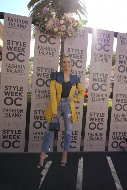 SIMPLY & Fashion Island bring StyleWeek OC- Southern California's Most Influential Fashionistas for a day of Panels