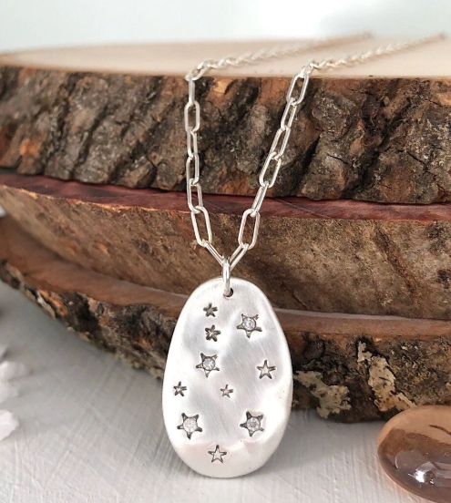 Written in the Stars Necklace by Isabelle Grace