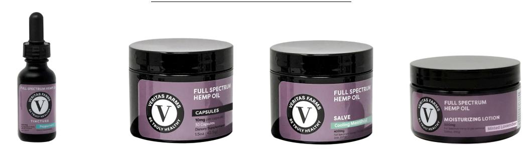 Veritas Farms Skin Collection
