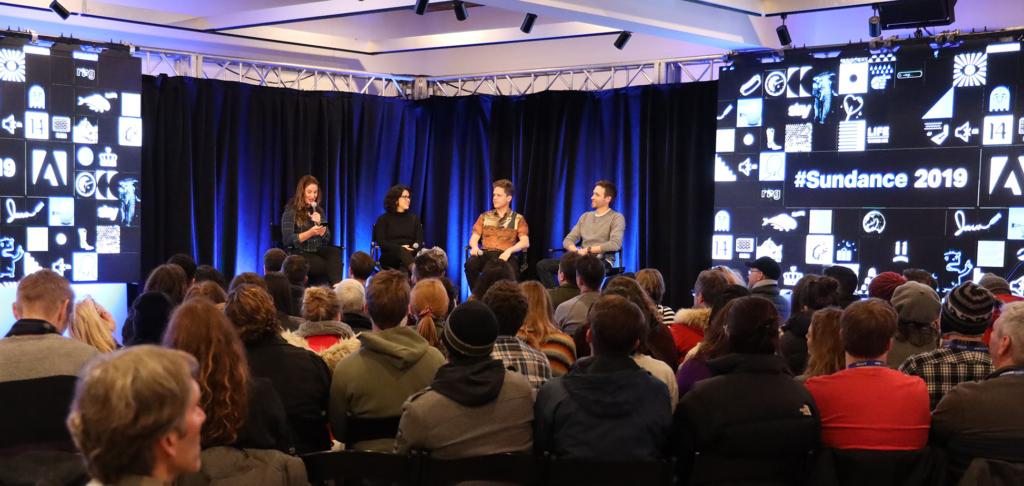 Adobe at Sundance 2020