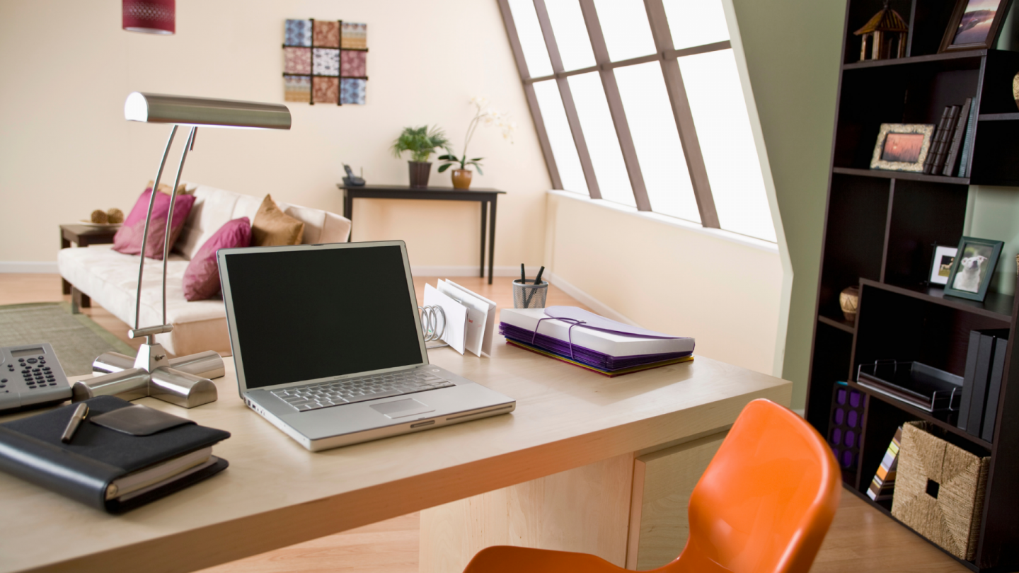5 Keys to a Better Home Office Setup