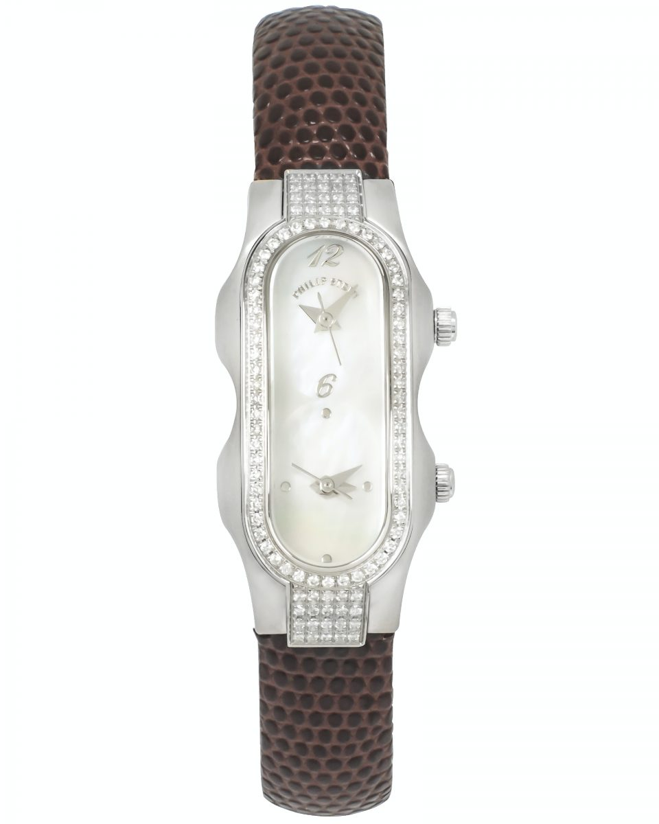 Philip Stein Diamond Signature Quartz Ladies Watch