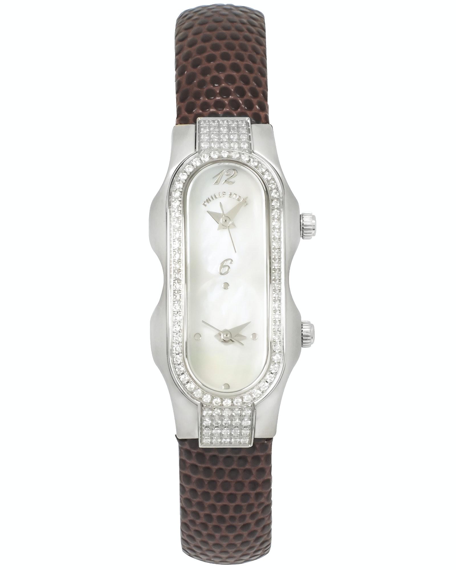 Philip Stein Diamond Signature Quartz Ladies Watch