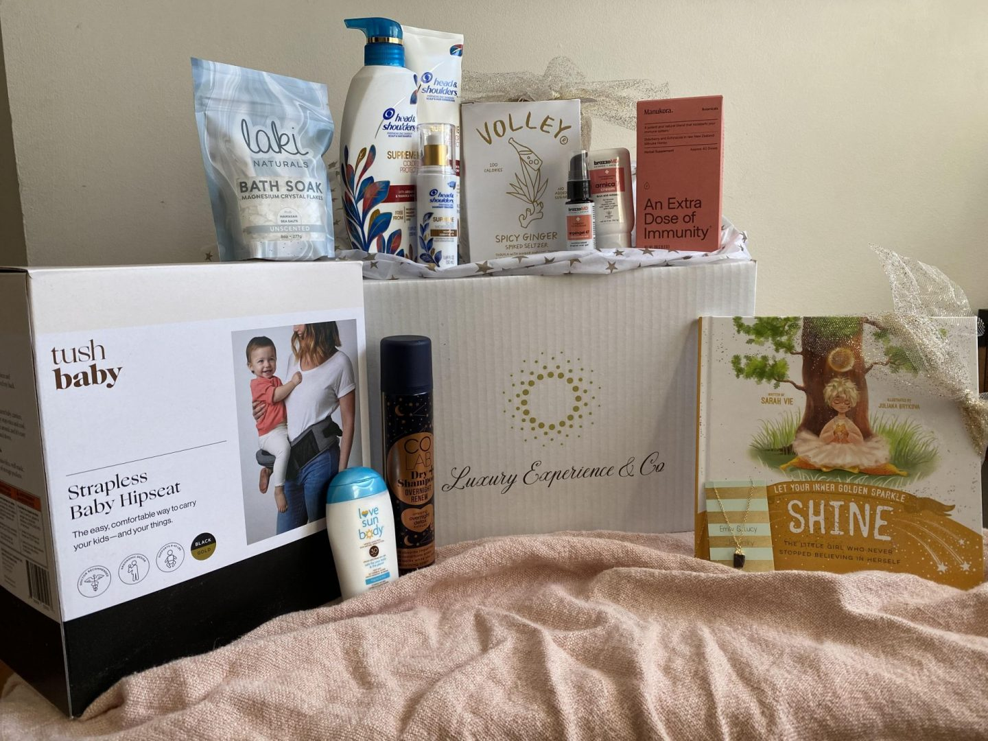 Luxury Experience & Co Celebrates Mothers' Health & Wellness With Virtual Gifting Experience