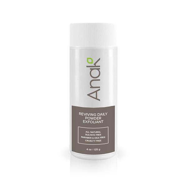 Anak Cosmetics' Reviving Daily Powder Exfoliant