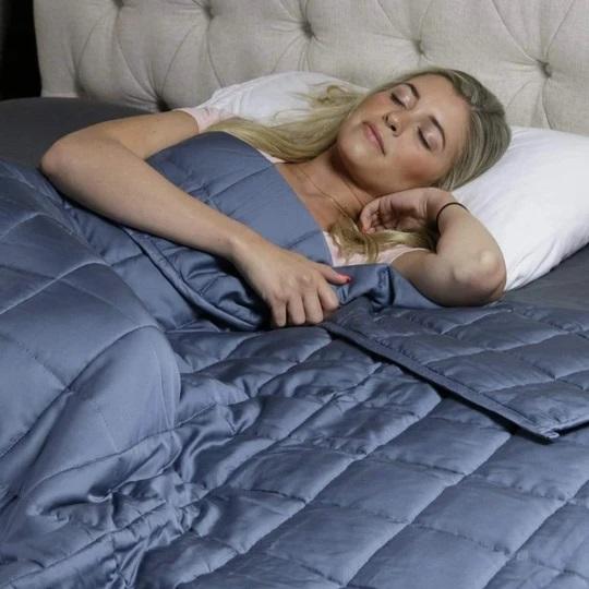 Huggaroo Cooling Weighted Blanket