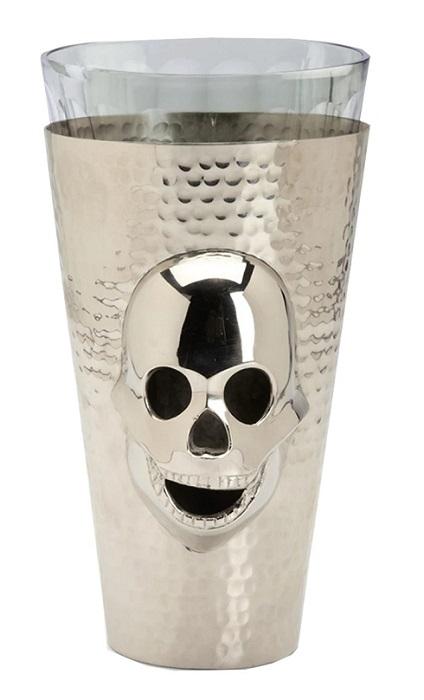 Skull Cocktail Shaker