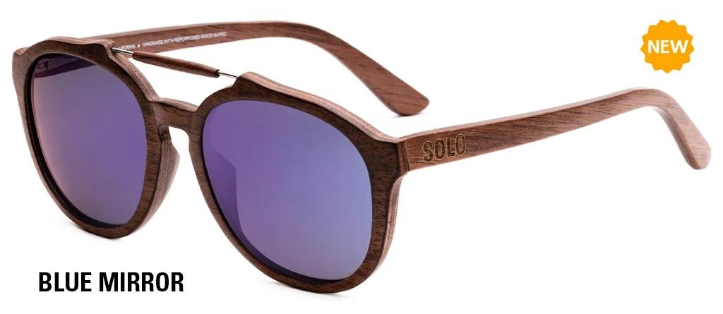 Solo Eyewear Trinidad Sunglasses