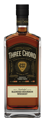 The Three Cord Blended Bourbon Whiskey