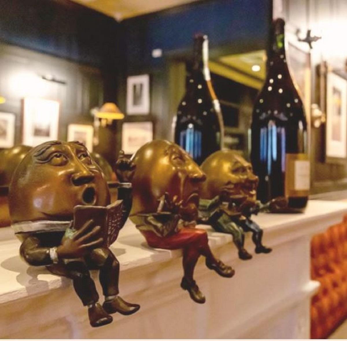 David Burke Tavern Dining Room Detail