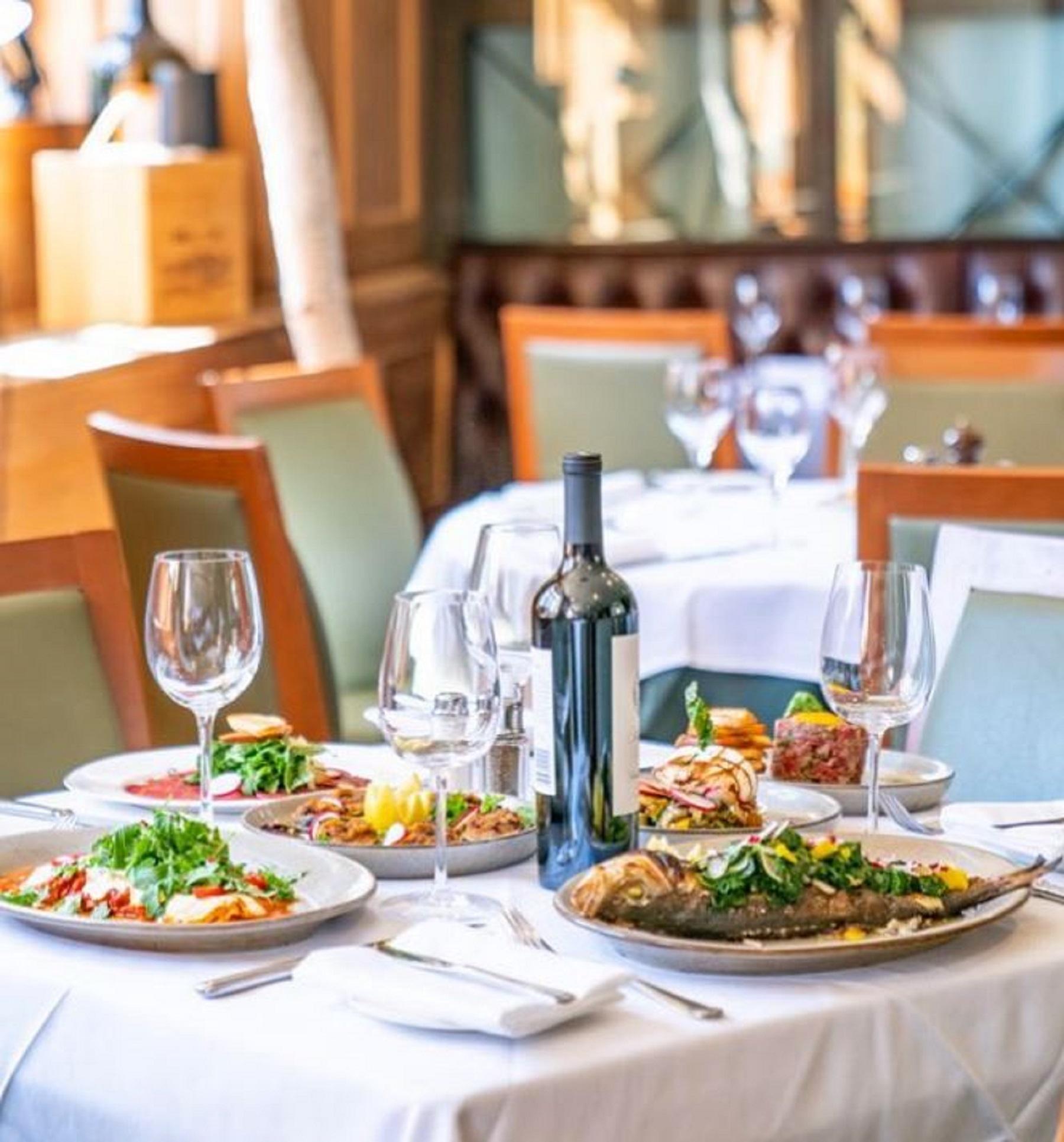 Dining Table - Tudor City Steakhouse