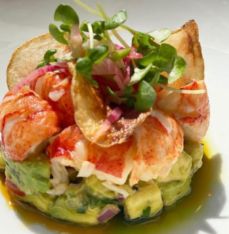 David Burke Tavern Lobster Avocado Salad