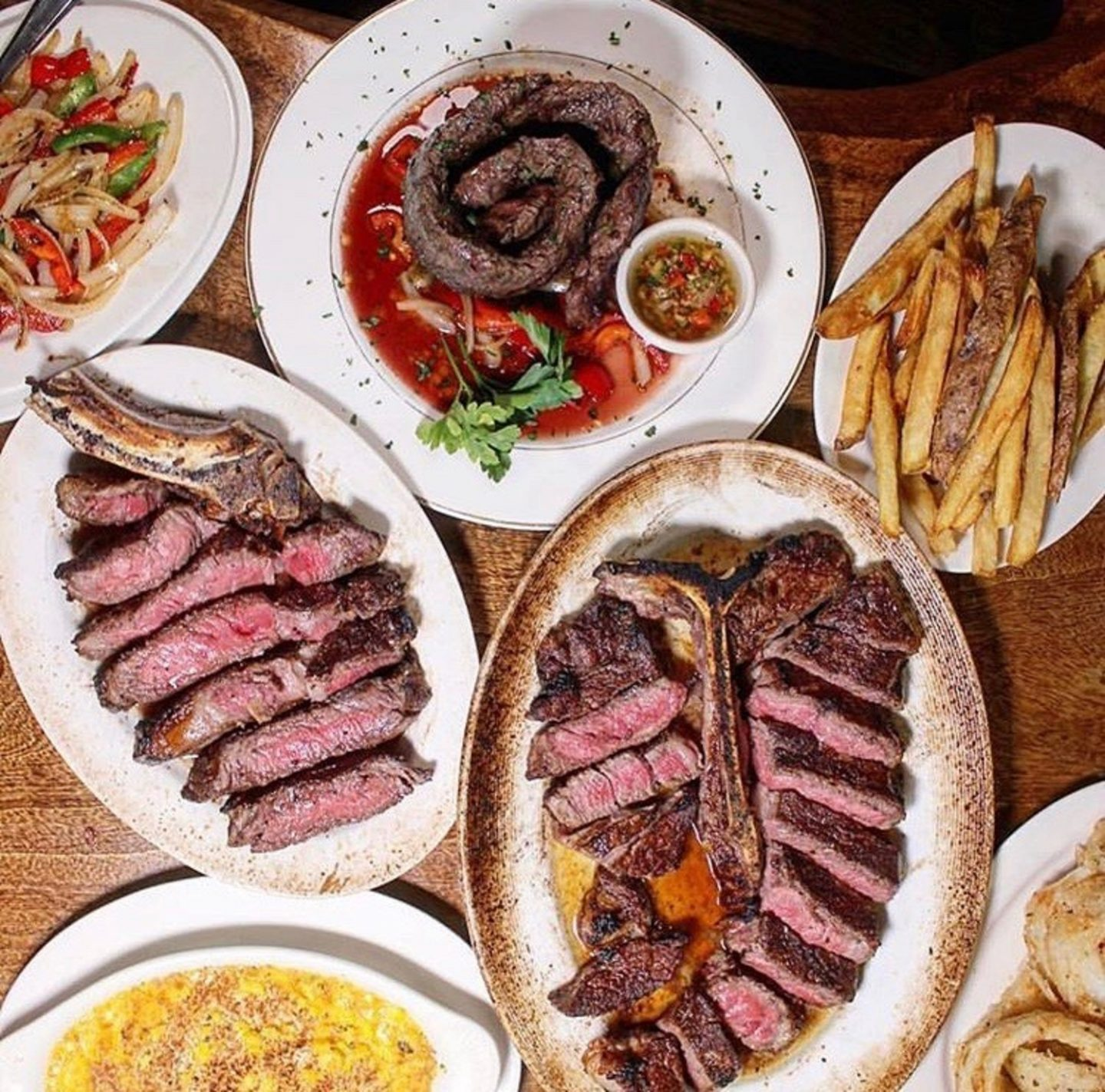How About a Steak Dinner in a Dreamy Vintage Setting – Tudor City Steakhouse NYC