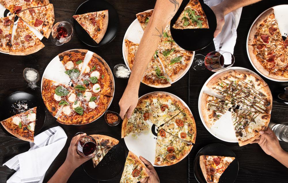 graffito pizza