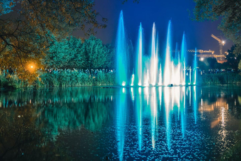 Annual Light Festival Illuminates The Streets of Vilnius